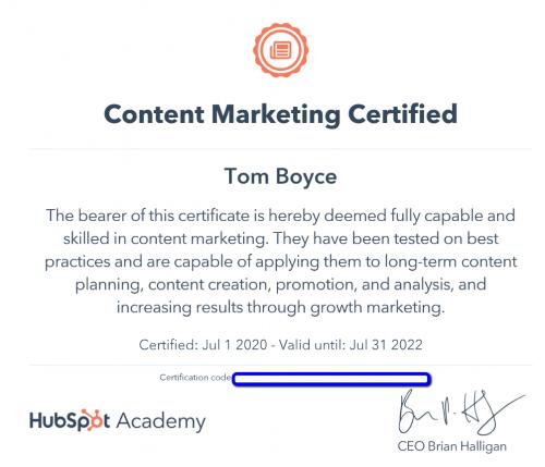 Hubspot_Content_Marketing_Certified